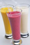 Shake drink. Smoothies isolated shake drink fruit healthy royalty free stock photography