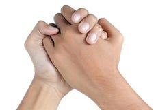 Shake hand Stock Image