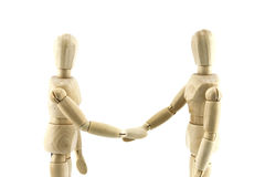Shake hand Royalty Free Stock Image