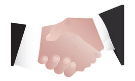 Shake hand Royalty Free Stock Photo