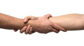 Shake hands Royalty Free Stock Images