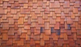 Shake roof Stock Photo