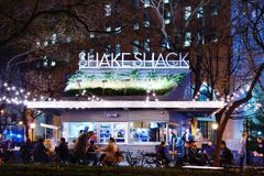 Shake Shack Stock Photography