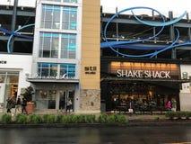 Shake Shack, Legacy Place, Dedham, MA Stock Images