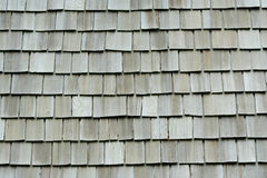 Shake shingles Royalty Free Stock Image
