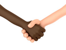 Shakehands Stock Images