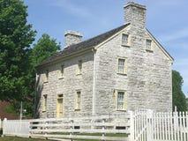 Shaker Village home histórico Foto de Stock Royalty Free