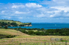 Shakespear Regional Park, Auckland Region, New Zealand Royalty Free Stock Images