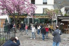 Shakespeare και επιχείρηση Παρίσι Στοκ φωτογραφία με δικαίωμα ελεύθερης χρήσης