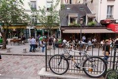 Shakespeare e livraria de Empresa em Paris fotos de stock