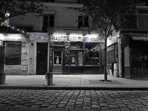 Shakespeare et Company - librairie française de renommée mondiale images stock