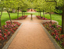 Shakespeare Garden, San Francisco Stock Image
