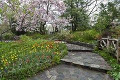 Shakespeare gardens Stock Photography