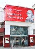 Shakespeare Globe royalty free stock photography