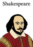 Shakespeare 2 Stock Image