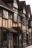 Shakespeare's Birthplace. Home, Stratford upon avon Stock Images