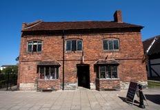 Shakespeare's Birthplace Stratford Upon Avon Stock Image