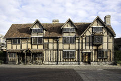 Shakespeare's Birthplace Stock Images