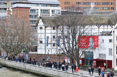 Shakespeare's Globe, London Stock Images