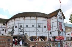 Shakespeare's Globe Theater Royalty Free Stock Image
