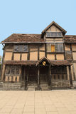 Shakespeare's home Royalty Free Stock Images