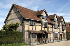 Shakespeare's House Royalty Free Stock Image