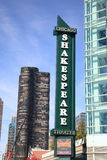 Shakespeare-Theater - Chicago, Illinois Stockbilder