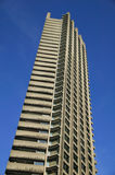 Shakespeare Tower at the Barbican Estate London Royalty Free Stock Photos
