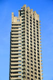 Shakespeare Tower Barbican Estate Royalty Free Stock Images