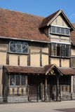 Shakespeares birthplace Stock Photography