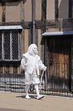 Shakespeares ghost, Stratford-upon-Avon. Royalty Free Stock Photography