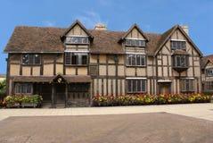 Shakespeares Haus Lizenzfreie Stockfotografie