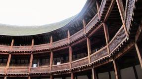 Shakespeares Kugel-Theater Lizenzfreie Stockfotografie