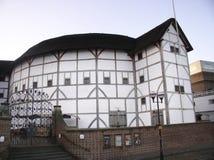 Shakespeares Kugel-Theater Stockbilder