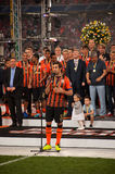 Shakhtar Donetsk defender Dario Srna Stock Photo