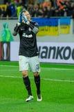 Shakhtar gegen Braga Lizenzfreies Stockbild