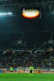 Shakhtar gegen Braga Stockfotos