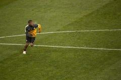 Shakhtar player Luiz Adriano Royalty Free Stock Photography