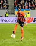 Shakhtar versus Sevilla Royalty-vrije Stock Foto