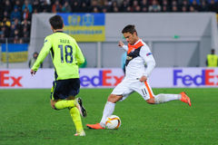 Shakhtar vs Braga Stock Images