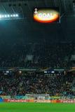 Shakhtar vs Braga Royalty Free Stock Photos