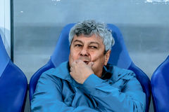 Shakhtar vs Sevilla Zdjęcia Stock
