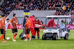 Shakhtar vs Sevilla Stock Images