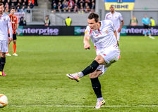 Shakhtar vs Sevilla Stock Photos