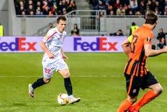 Shakhtar vs Sevilla Royalty Free Stock Image