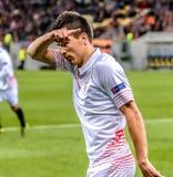 Shakhtar vs Sevilla Royalty Free Stock Photography