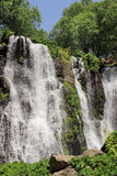 Shaki Waterfall (Armenia) Stock Photo