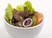 Shaking Beef Royalty Free Stock Image
