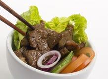 Shaking Beef Royalty Free Stock Photo