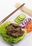 Shaking Beef Stock Photo